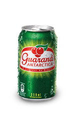 Guaraná Antárctica Lata 350ml