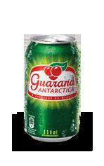 Guaraná Antárctica Lata 350ml