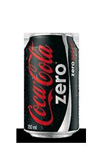 Coca Cola Zero Lata 350ml